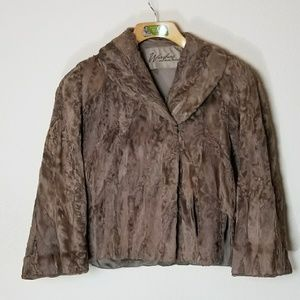 Beautiful Vintage Wurzburg Fur Coat